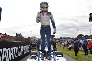 Race winner Kyle Kirkwood, Andretti Autosport
