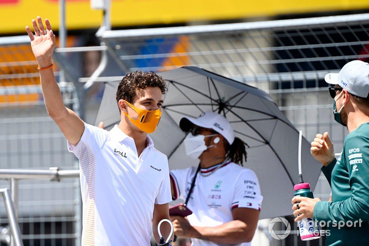 Lando Norris, McLaren,