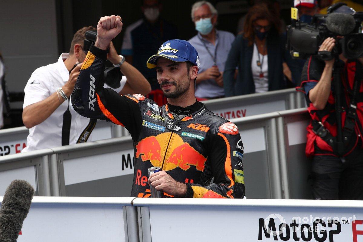 Ganador Miguel Oliveira, Red Bull KTM Factory Racing