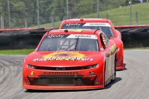 Ryan Vargas, JD Motorsports, Chevrolet Camaro Jarrett Logistics