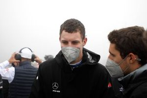 #7 Mercedes-AMG Team GetSpeed Mercedes-AMG GT3: Raffaele Marciello