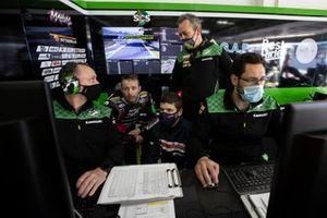 Manuel Puccetti, Lucas Mahias, Kawasaki Puccetti Racing, Mick Shanley