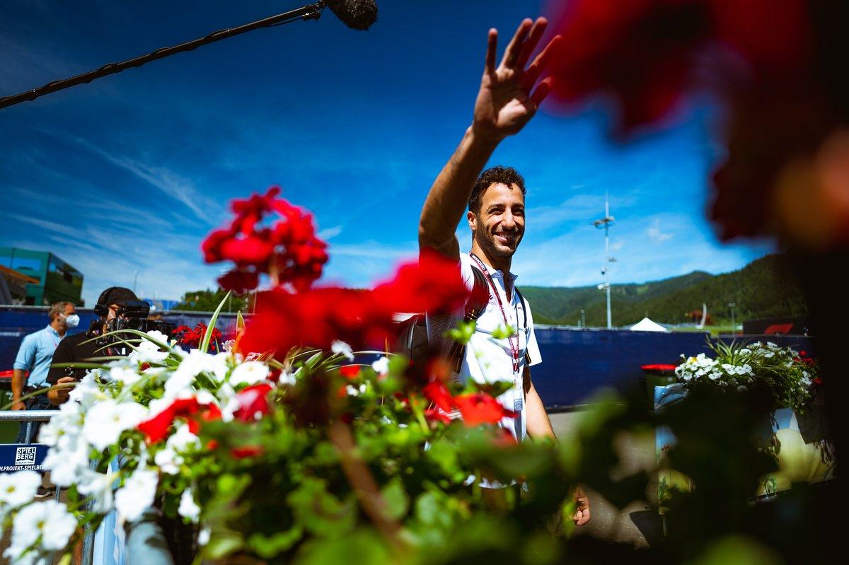 Daniel Ricciardo, McLaren Racing