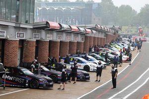 BTCC at Brands Hatch