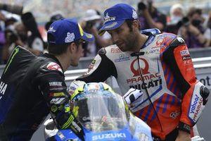 Johann Zarco, Pramac Racing, Maverick Viñales, Yamaha Factory Racing