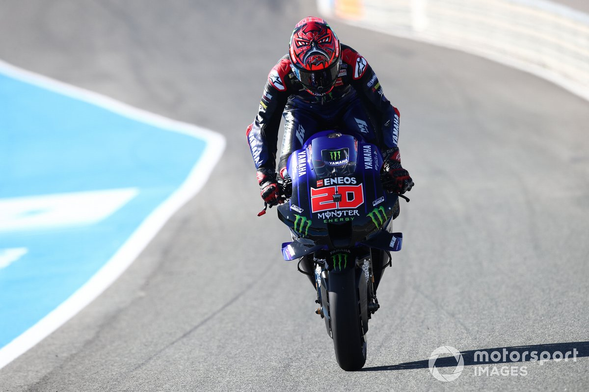 P1 Fabio Quartararo, Yamaha Factory Racing