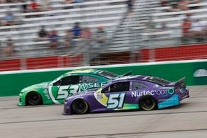Cody Ware, Petty Ware Racing, Chevrolet Camaro Nurtec ODT, Garrett Smithley, Rick Ware Racing, Chevrolet Camaro