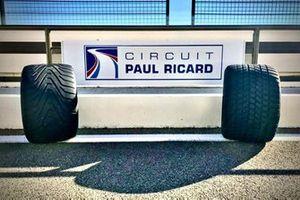 Pirelli testing at Paul Ricard