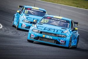 Yvan Muller, Cyan Racing Lynk & Co 03 TCR, Thed Björk, Cyan Racing Lynk & Co 03 TCR