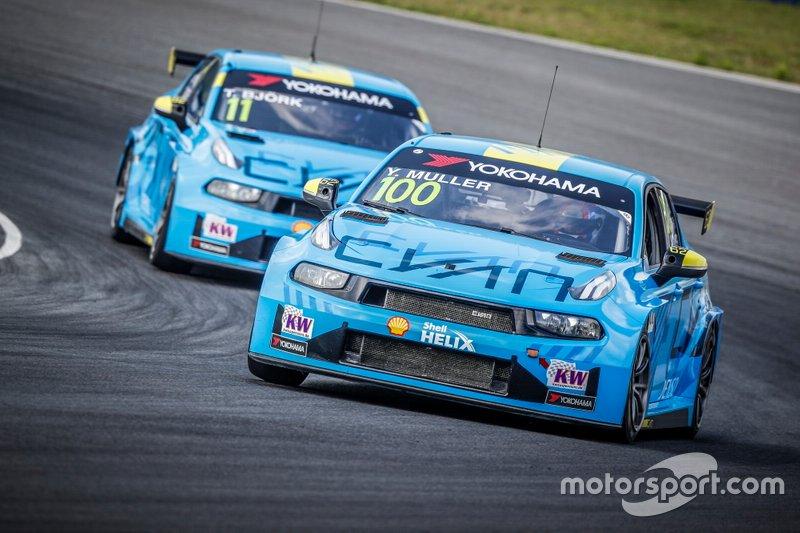 WTCR, equipos: Cyan Racing