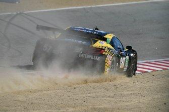 #57 Heinricher Racing w/Meyer Shank Racing Acura NSX GT3, GTD: Katherine Legge, Christina Nielsen