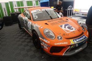 La Porsche di Andres Mendez, Dinamic Motorsport