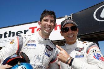Vincitore del Pole award #7 Acura Team Penske Acura DPi, DPi: Helio Castroneves, Ricky Taylor