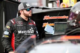 Tyler Matthews, Mike Harmon Racing, Chevrolet Camaro
