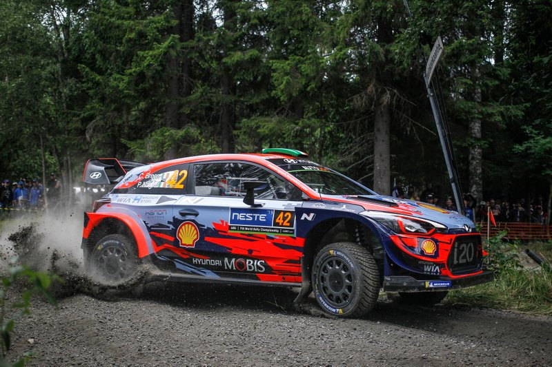 Greeg Breen, Paul Nagle, Hyundai Motorsport Hyundai i20 Coupe WRC