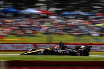 James Hinchcliffe, Arrow Schmidt Peterson Motorsports Honda
