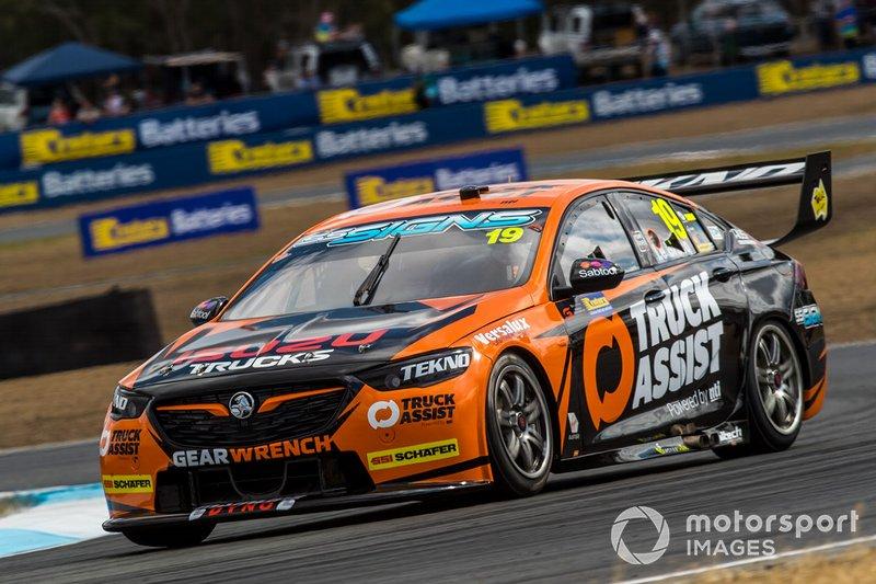 #19 Tekno Autosports Holden