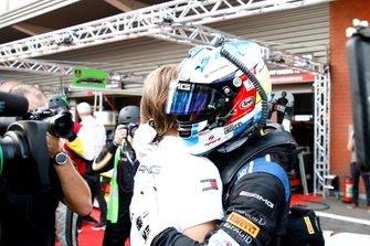 #4 Mercedes-AMG Team Black Falcon Mercedes-AMG GT3: Yelmer Buurman, Maro Engel