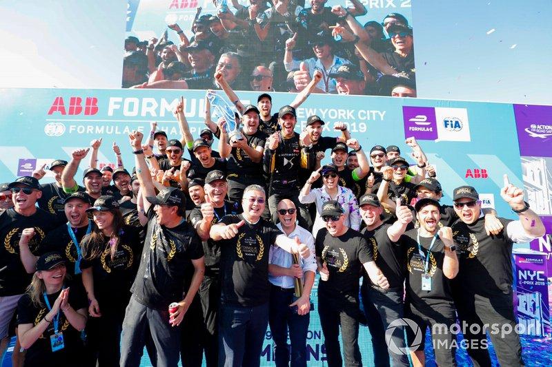 Fórmula E, equipes: DS Techeetah
