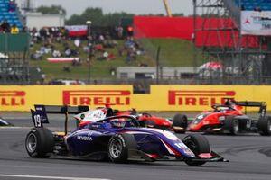 Niko Kari, Trident y Richard Verschoor, MP Motorsport