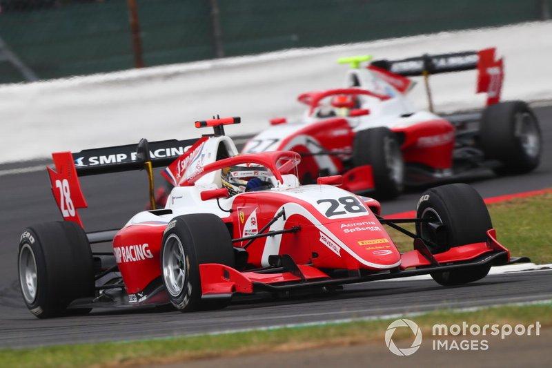 Формула 3. Победитель серии в командном зачете – PREMA Racing