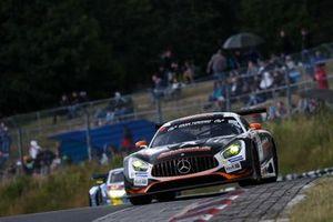 #6 BLACK FALCON Team AutoArena Motorsport Mercedes-AMG GT3: Patrick Assenheimer, Manuel Metzger