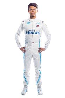 Ник де Врис, Mercedes-Benz Formula E