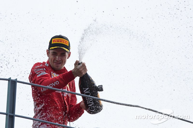 GP da Itália: Charles Leclerc