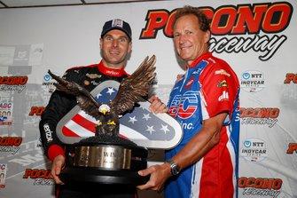 Winnaar Will Power, Team Penske Chevrolet