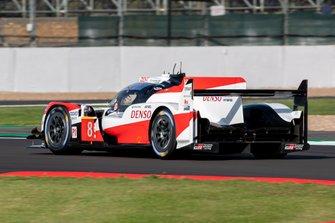 #8 TOYOTA GAZOO RACING - Toyota TS050 - Hybrid: Se?bastien Buemi, Kazuki Nakajima, Brendon Hartley