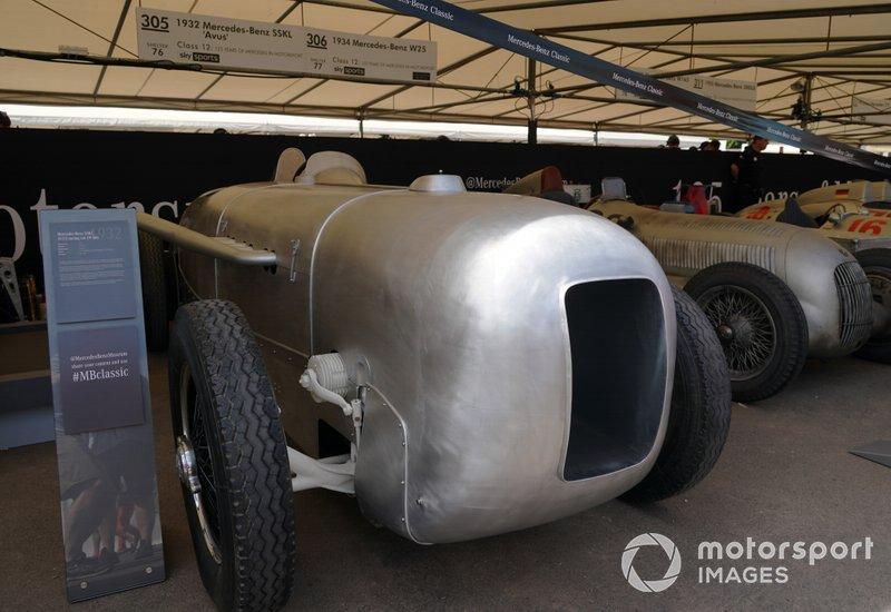 1932 Mercedes-Benz SSKL 'Avus'