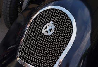 1930 Hotchkiss AM80 Record car