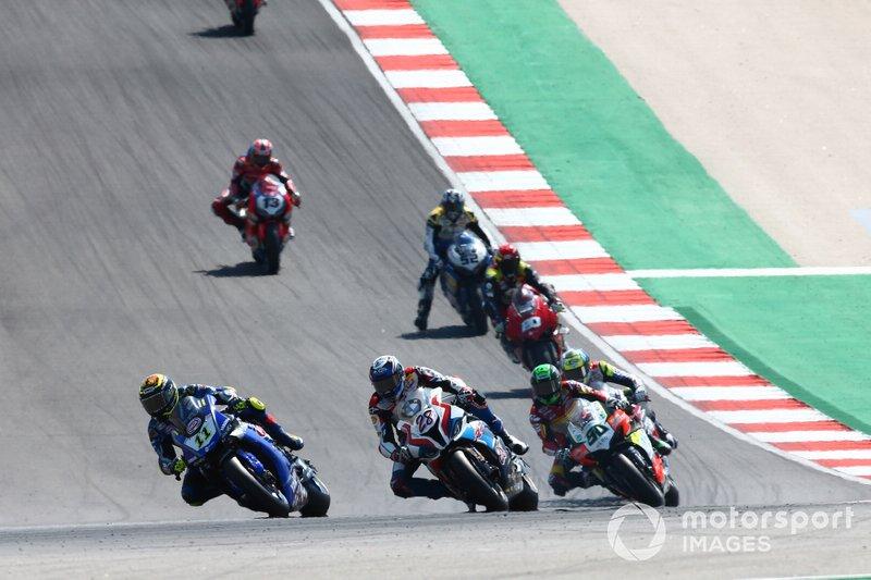 Sandro Cortese, GRT Yamaha WorldSBK, Markus Reiterberger, BMW Motorrad WorldSBK Team, Eugene Laverty, Team Go Eleven