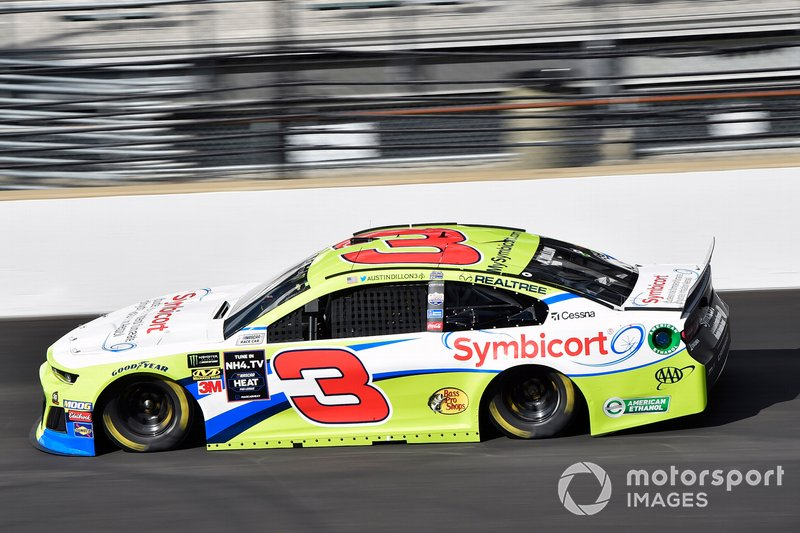 Austin Dillon, Richard Childress Racing, Chevrolet Camaro Symbicort