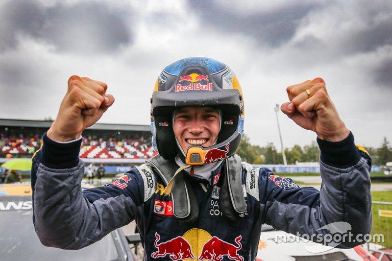 #39 Timmy Hansen, WRX