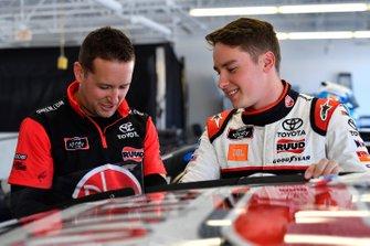 Christopher Bell, Joe Gibbs Racing, Toyota Supra Rheem/Smurfit Kappa