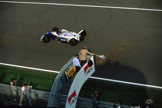 1. Damon Hill, Williams FW16B