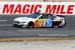 Clint Bowyer, Stewart-Haas Racing, Ford Mustang Toco Warranty/Haas Automation