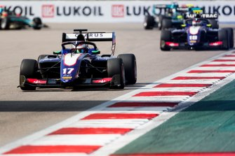 Devlin DeFrancesco, Trident leads Pedro Piquet, Trident