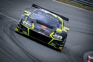 #2 Belgian Audi Club Team WRT Audi R8 LMS GT3: Charles Weerts, Dries Vanthoor
