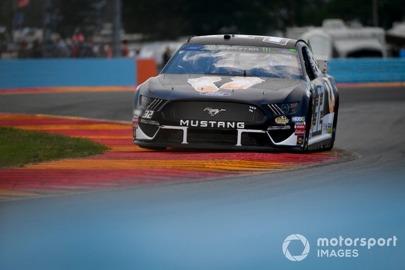 Corey LaJoie, Go FAS Racing, Ford Mustang Coin Lotto