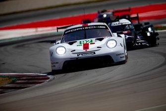 #92 Porsche GT Team Porsche 911 RSR - 19: Michael Christensen, Kevin Estre