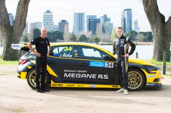 James Moffat, Garry Rogers Motorsport and Barry Rogers, Garry Rogers Motorsport