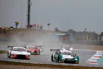 Marco Wittmann, BMW Team RMG, BMW M4 DTM, René Rast, Audi Sport Team Rosberg, Audi RS 5 DTM
