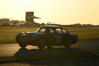 Kinrara Trophy Turner Hadfield Aston Martin DB4