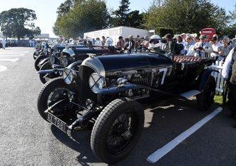 Brooklands Trophy Bentley