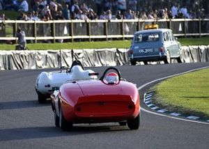 Sussex Trophy Hancock Ferrari