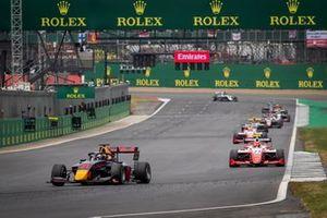 Juri Vips, Hitech Grand Prix , Jehan Daruvala, PREMA Racing