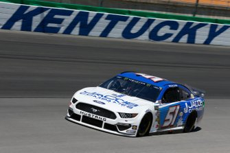 Bayley Currey, Petty Ware Racing, Ford Mustang Clover