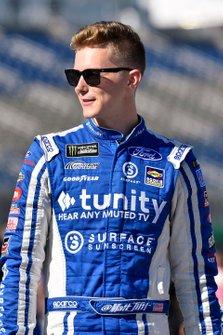 Matt Tifft, Front Row Motorsports, Ford Mustang Southwestern Trucking